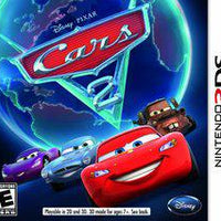 Cars 2 3DS Used