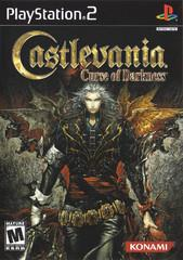Castlevania Curse of Darkness PS2 Used
