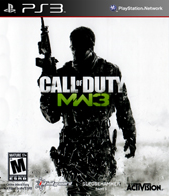 Call of Duty Modern Warfare 3 PS3 Used