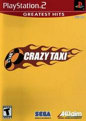 Crazy Taxi PS2 Used