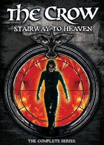 Crow: Stairway to Heaven The Complete Series DVD Used