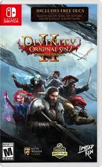Divinity Original Sin II: Definitive Edition (Limited Run) Switch New