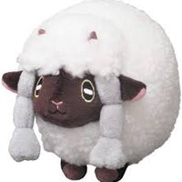 "Pokemon All Star Collection Wooloo 5"" Plush"