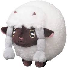 Pokemon All Star Collection Wooloo 5