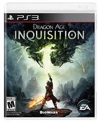 Dragon Age Inquisition PS3 Used