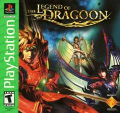Legend of Dragoon (Greatest Hits) PS1 Used