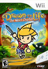 Drawn to Life: The Next Chapter Wii Used
