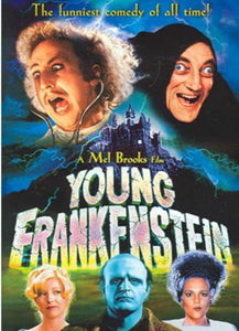 Young Frankenstein DVD Used