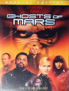 Ghosts of Mars DVD Used
