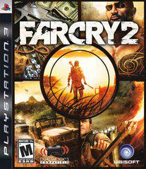 Far Cry 2 (No Manual) PS3 Used
