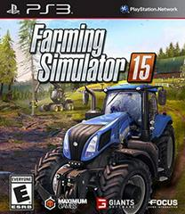 Farming Simulator 15 PS3 Used