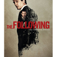 Following The Complete Series DVD Used