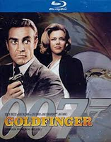 Goldfinger 007 Blu-ray Used