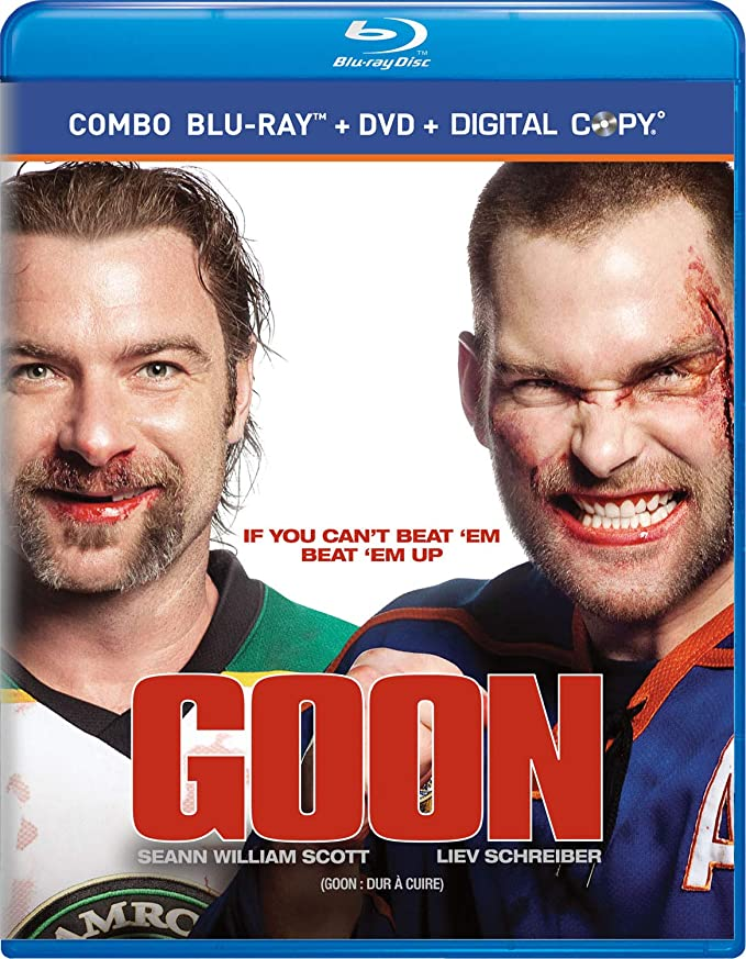 Goon Blu-ray Used