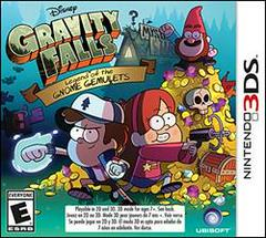 Gravity Falls: Legend of the Gnome Gemulets 3DS New