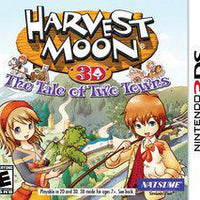 Harvest Moon A Tale of Two Towns (Cartridge Only) 3DS Used