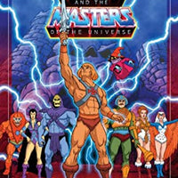 Best of He-Man and the Masters of the Universe DVD Used