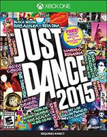 Just Dance 2015 Xbox One Used