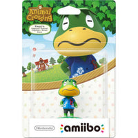 Kapp'n Animal Crossing Amiibo New