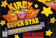 Kirby Super Star (Cartridge Only) SNES Used