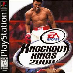 Knockout Kings 2000 PS1 Used
