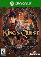 King's Quest The Complete Collection Xbox One Used