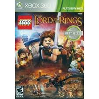 Lego Lord of the Rings Xbox 360 Used