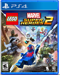 Lego Marvel Super Heroes 2 PS4 Used