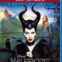 Maleficent Blu-ray Used