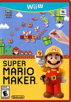 Super Mario Maker Wii U Used