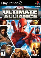 Marvel Ultimate Alliance PS2 Used