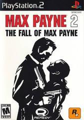 Max Payne 2: The Fall of Max Payne PS2 Used