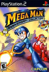 Mega Man Anniversary Collection PS2 Used