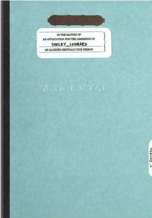 Memento Limited Edition DVD Used