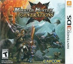 Monster Hunter Generations (Cartridge Only) 3DS Used
