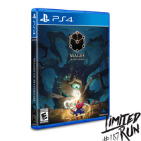 Mages of Mystralia (Limited Run) PS4 New