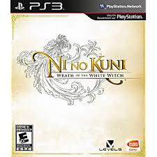 Ni No Kuni: Wrath of the White Witch PS3 Used