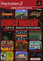 Namco Museum 50th Anniversary PS2 Used