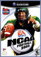 NCAA 2003 GameCube Used