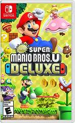 New Super Mario Bros. U Deluxe Switch New