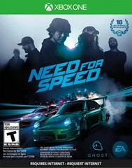 Need for Speed Xbox One Used