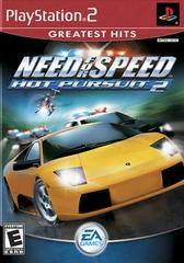 Need for Speed Hot Pursuit 2 (Greatest Hits) (No Manual) PS2 Used