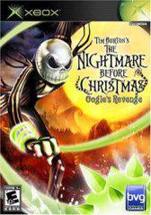 Nightmare Before Christmas: Oogie's Revenge (No Manual) Xbox Original Used