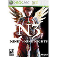 Ninety Nine Nights Xbox 360 Used