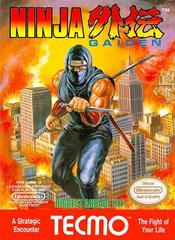 Ninja Gaiden (Cartridge Only) NES Used