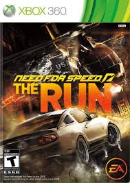 Need for Speed The Run Xbox 360 Used
