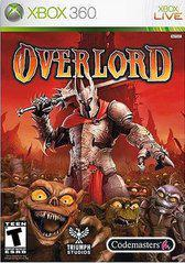 Overlord (No Manual) Xbox 360 Used