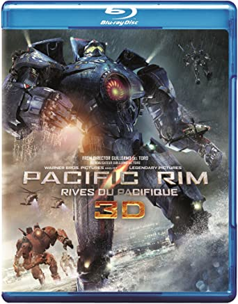 Pacific Rim 3D Blu-ray Used