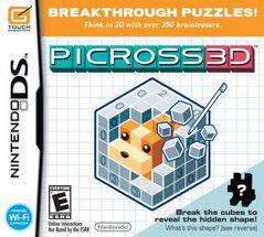 Picross 3D -  DS Used