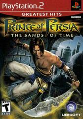 Prince of Persia Sands of Time (Greatest Hits) PS2 Used